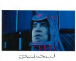 David Warner - Star Trek, Genuine Signed Autograph 10x8, 5571